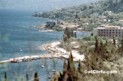 St. Dimitris Gebiet 1970