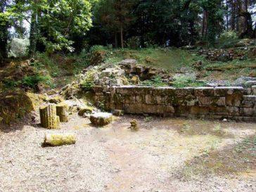 Korfu - Ancient Korfu Paleopolis