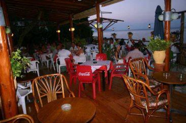 Benitses - Chicken George restaurant