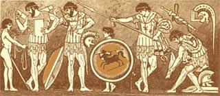 Dorier auf Korfu
