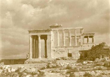 Erechthion 1910