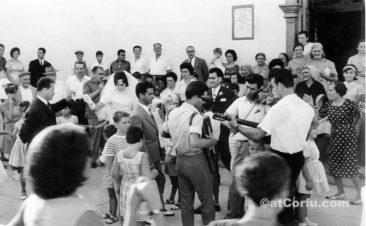 Benitses - Antreas Kontos Ehe bei 1970