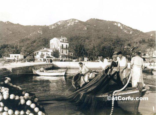 Fischer am Pier 1978