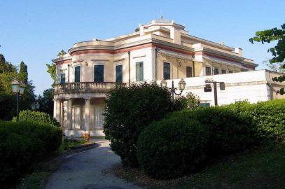Mon Repos in Korfu