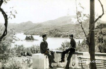 Korfu Mausinsel 1950