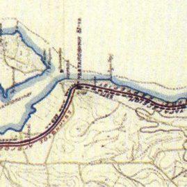 Wasserwerk des Kommissars Adam - Pipelines Route