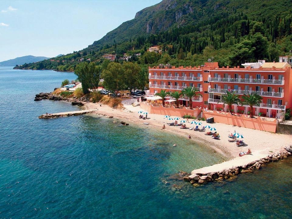 Hotel Korfu Maris in Benitses Korfu