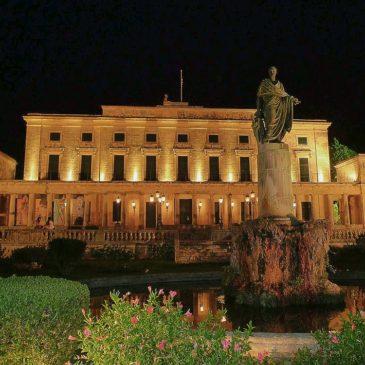 Korfu - St. Michael und George Palast
