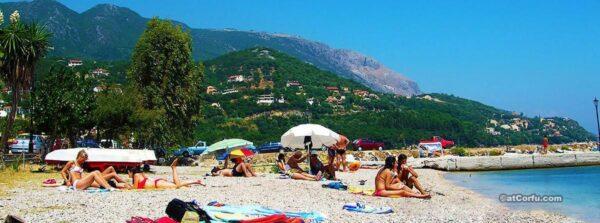 Dassia Strand Korfu