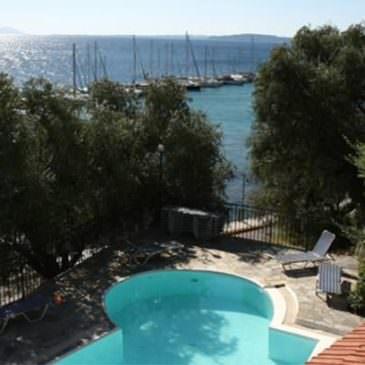 Dimitra studios in Korfu