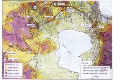 Korfu – Wasserwerk vom Kommissar Frederick Adam in Benitses