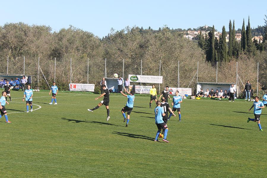 FC Iraklis Agioi Deka - FC Benitses