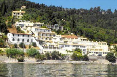 Litharia Wohnungen in Korfu