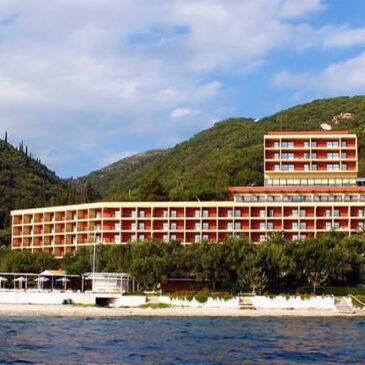 Nissaki Strand Korfu