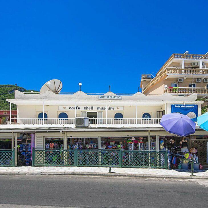 Korfu-Meer Museum in Benitses