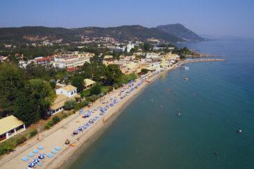 Strand von Messonghi