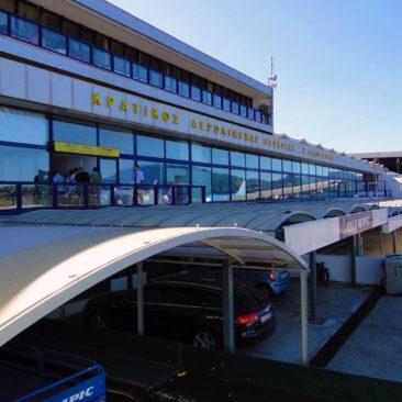 Flughafen von Korfu