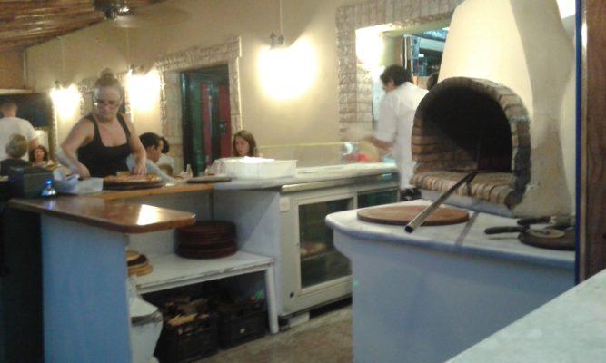Kavouras Pizzeria Korfu