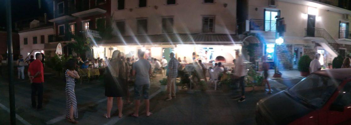 Pizza Haus Kavouras einfach die beste Pizza auf Korfu