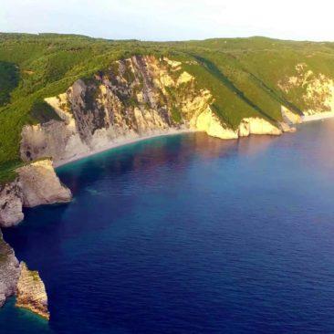 Paradies oder Chomi Strand