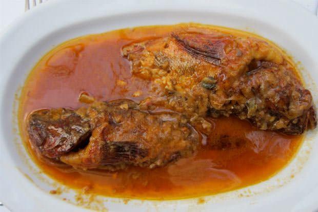 Bourdeto: Korfiotisches Fischrezept