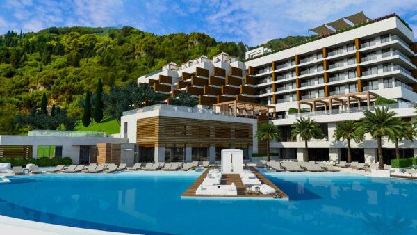 Angsana Hotel Korfu