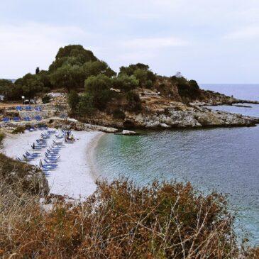 Bataria Strand Kassiopi