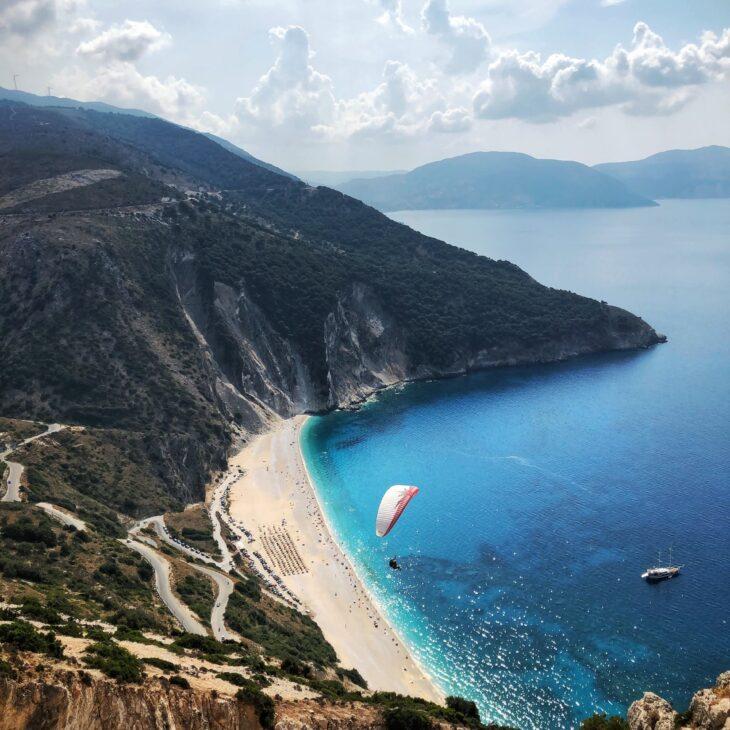 Strände auf den Ionischen Inseln Griechenland