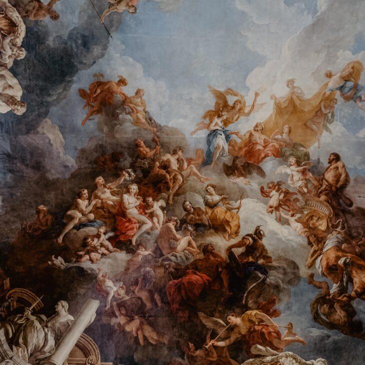 Ist Mythologie Die Verzerrte Geschichte Des Griechischen Mittelalters?