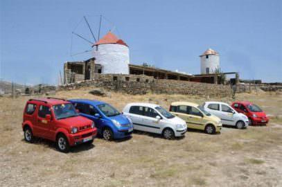 Μπενίτσες - Αχιλλέας ενοικιαστήριο αυτοκινήτων
