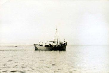 Μπενίτσες - Το αλιευτικό Αγία Τριάδα