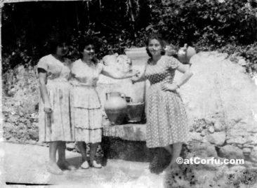 Μπενίτσες - Αννα, Νούλα, Σοφία 1960