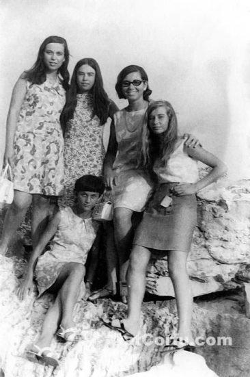 Μπενίτσες - Αθηνά, Κική, Μαρίνα, Ευαγγελία 1973