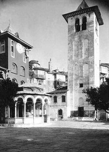 Στο Άγιον όρος 1930