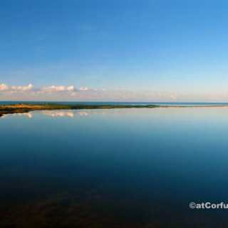 Κέρκυρα φωτογραφίες, λιμνοθάλασσα Κορισσίων