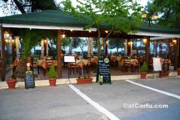 Μπενίτσες - εστιατόριο Λαόπετρα