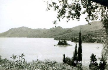 Κέρκυρα - ποντικονήσι 1950
