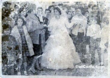 Μπενίτσες - γάμος της Σοφίας το 1972