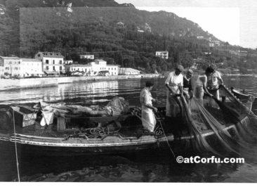 Μπενίτσες - Ψαράδες το1970
