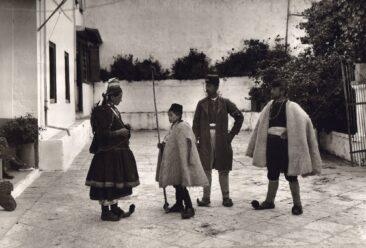 Σπίτι Γιώργου Ρίγγα Παραμυθιά 1913
