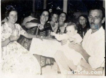 Μπενίτσες - Νιόνιος, Παγώνα, Λουΐζα 1965