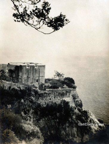 Παλιές φωτογραφίες της Κέρκυρας- παλιό φρούριο