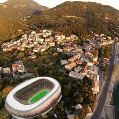 Φανταστικό γήπεδο Μπενιτσών