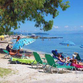 Παραλία Κουτσομαρούλας στις Μπενίτσες