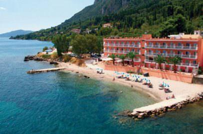 ξενοδοχείο Corfu Maris στις Μπενίτσες