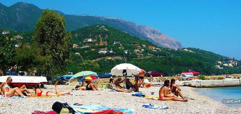 Παραλία Δασσιάς Κέρκυρα