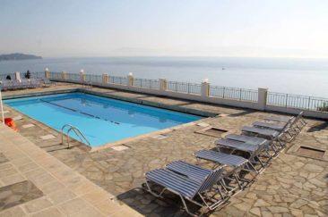 ξενοδοχείο Ελ Γκρέκο στις Μπενίτσες - πισίνα