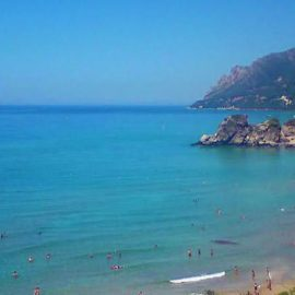 Παραλία Κοντογυαλός Κέρκυρα