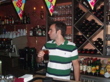 Καφέ μπαρ Λότζα στις Μπενίτσες