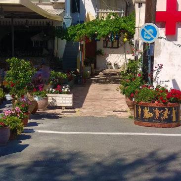 Το εστιατόριο Καπετάν Χταπόδης και ο δρόμος προς τα ρωμαϊκά λουτρά